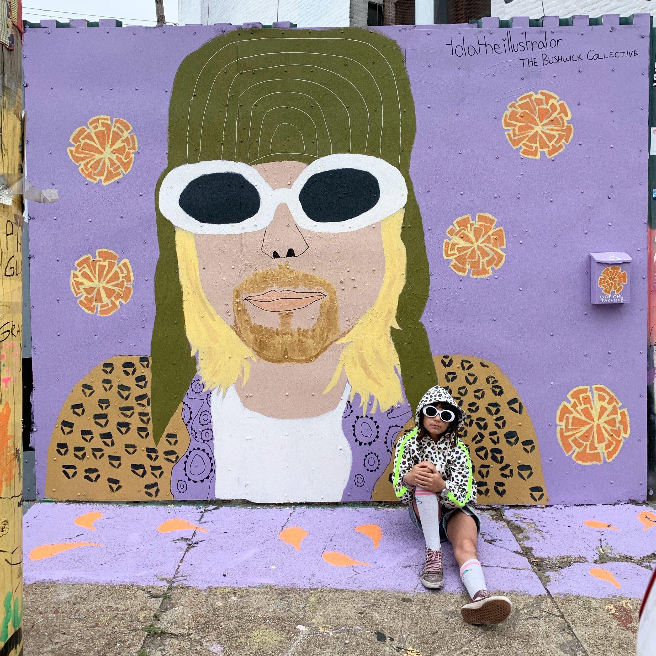 """Kurt Cobain Ofrenda"""
