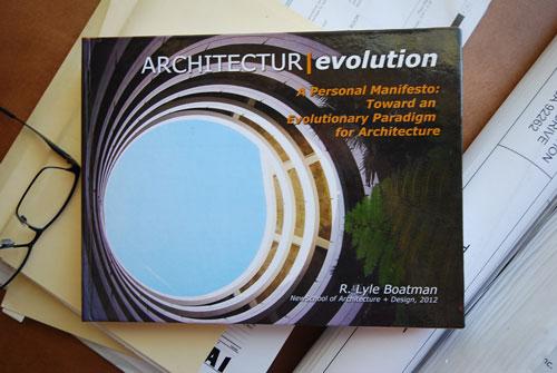 Lyle's thesis,  ARCHITECTURevolution
