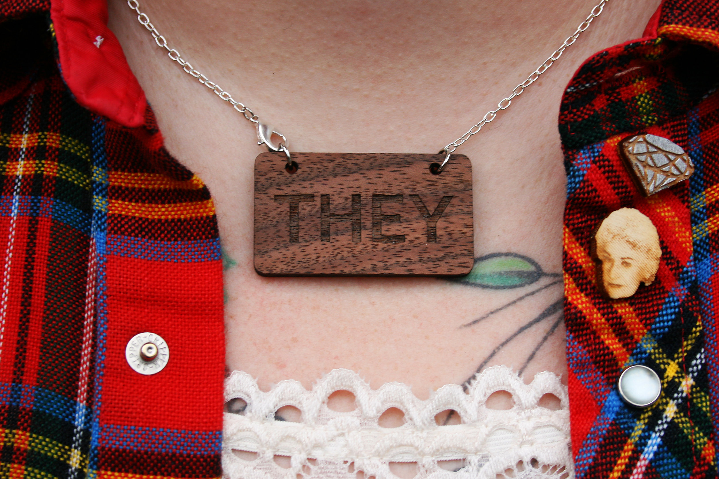 NECKLACES - front-and-center statements