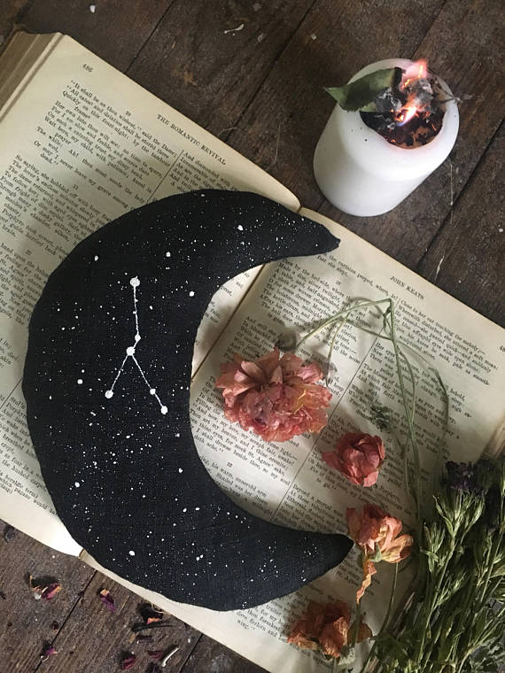Divination - Crescent Pillow.jpg