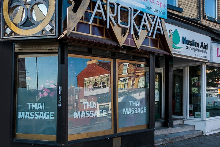 Arokaya Thai Massage - Chorlton