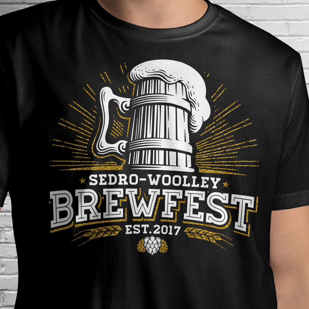 Each ticket purchased includes a Limited Edition VIP Brewfest T-Shirt!