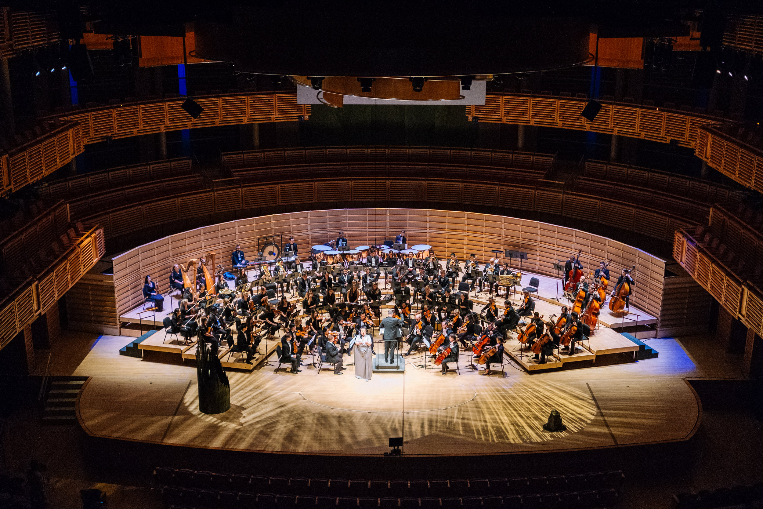 Knight Concert Hall, Arsht Center for the Performing Arts, Miami, FL