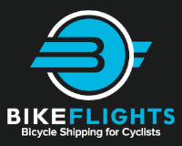 Image of Bike Flights with link to website