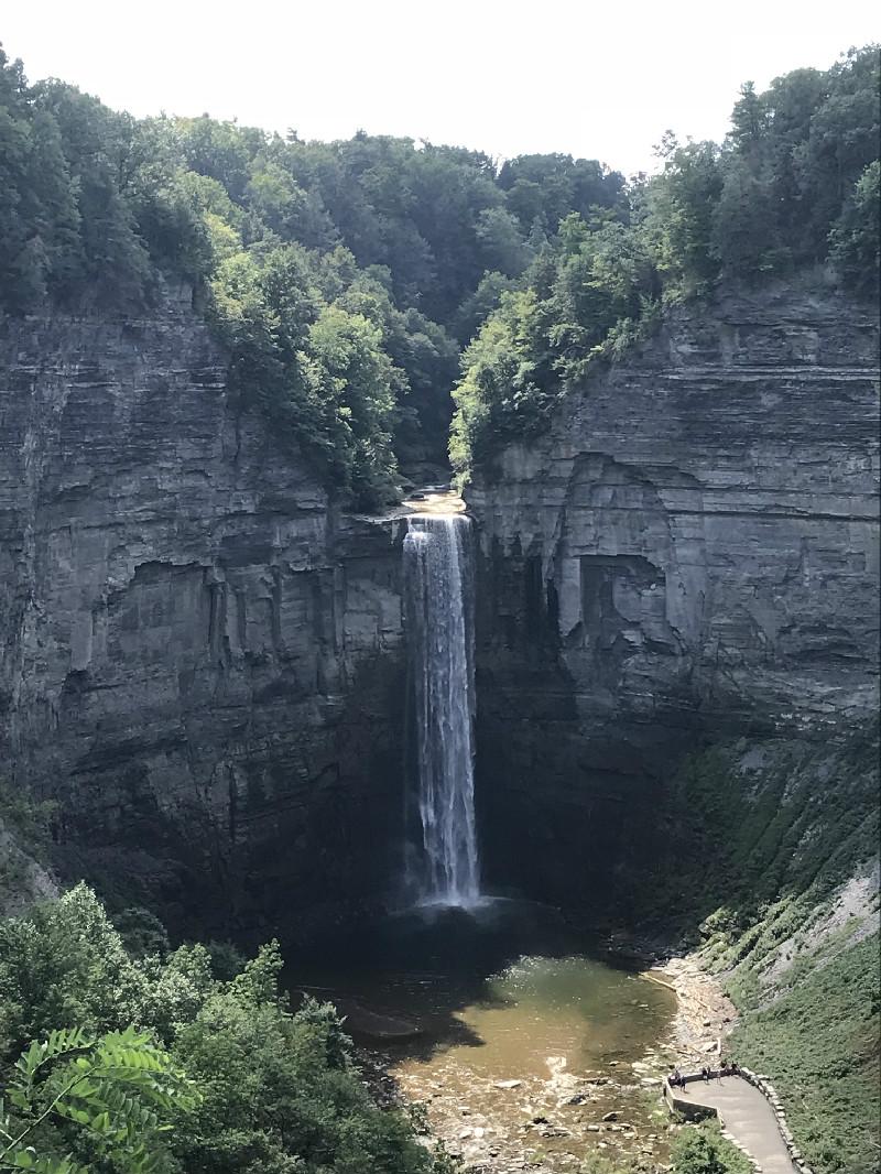 Taughannock Falls State Park waterfall