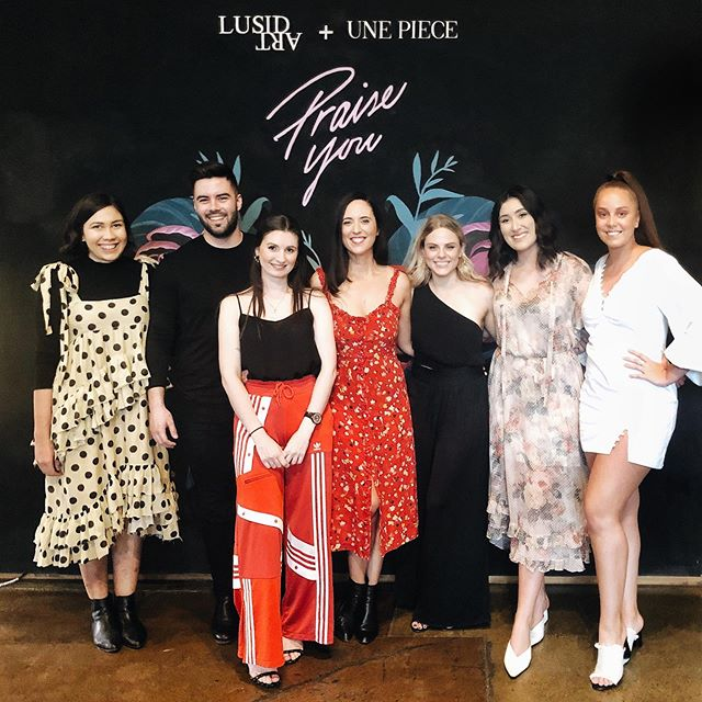 PRAISE YOU 2019 ✨ And what a night it was! Thank you from the bottom of our hearts for an absolutely unforgettable night at @lightspacebrisbane, celebrating @thebutterflyfoundation and the amazing art on show. We are so incredibly grateful to have shared the night with so many of you! Wrap up to come soon! #praiseyouau