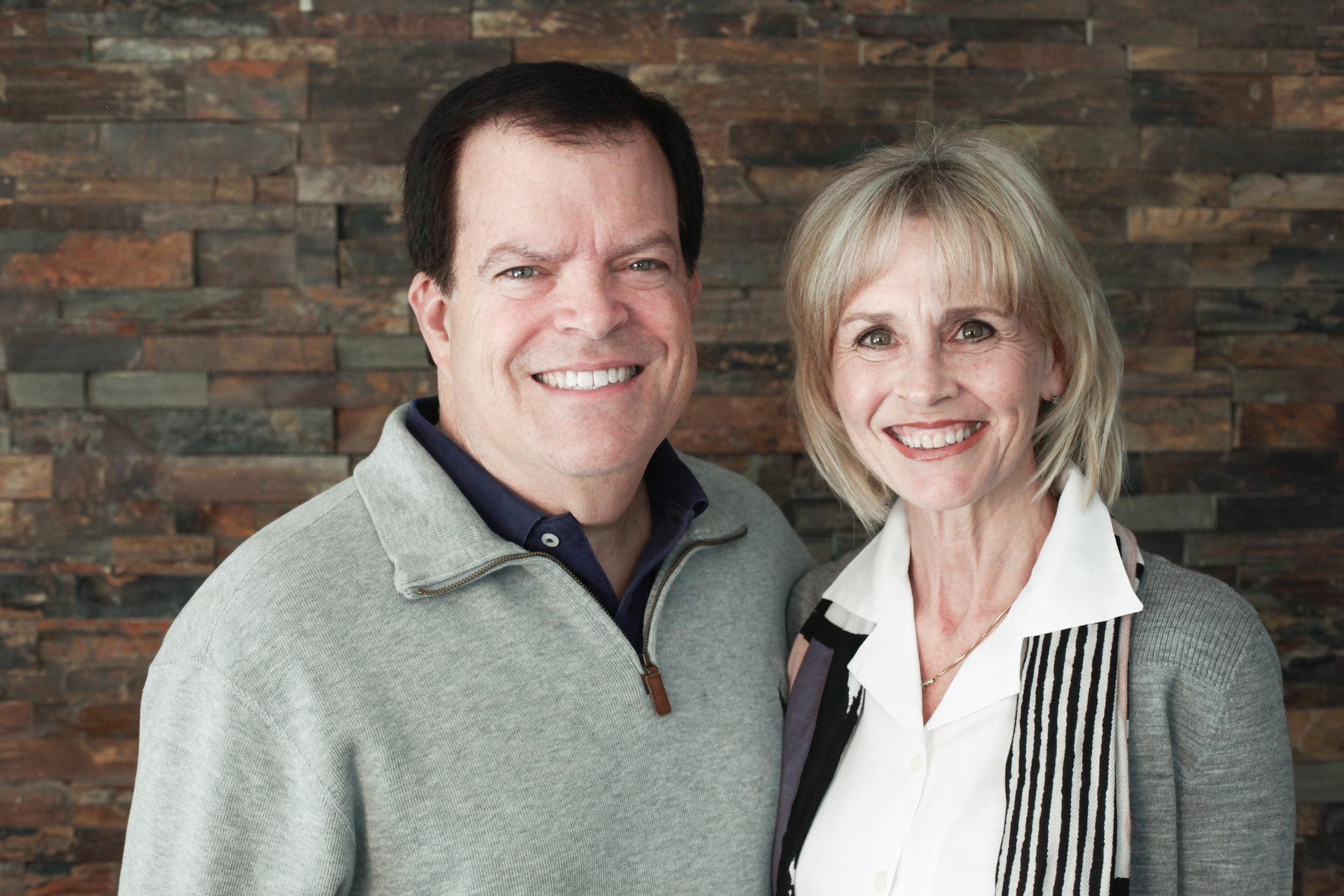 Pastor Phil and Karen Bonasso