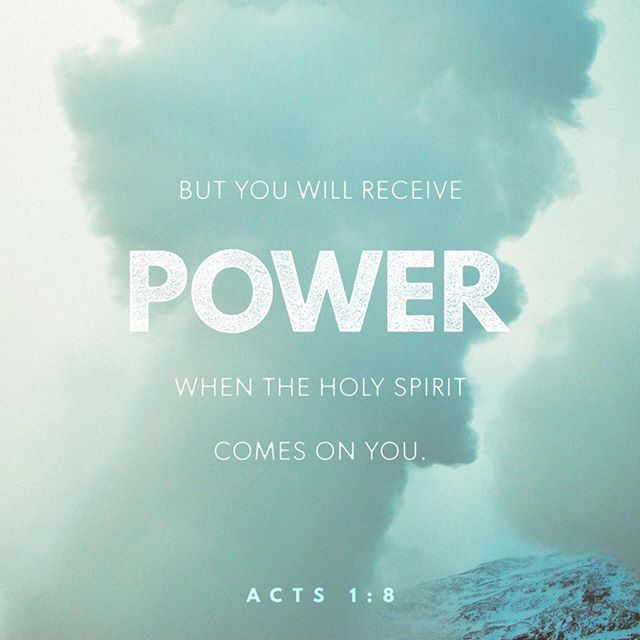 """But you will receive power when the Holy Spirit comes upon you. And you will be my witnesses, telling people about me everywhere—in Jerusalem, throughout Judea, in Samaria, and to the ends of the earth."" ‭‭Acts of the Apostles‬ ‭1:8‬ ‭NLT‬‬ Jesus speaks these powerful words before he is taken up to heaven. The promise that He gave his disciples is for you today as well! Have you received the Holy Spirit? . . . #holyspirit #empowered #acts1v8 #pentecost #baptizedinthespirit #baptism #baptizedintheholyspirit #baptisminthespirit #ensocal #everynationcalifornia"
