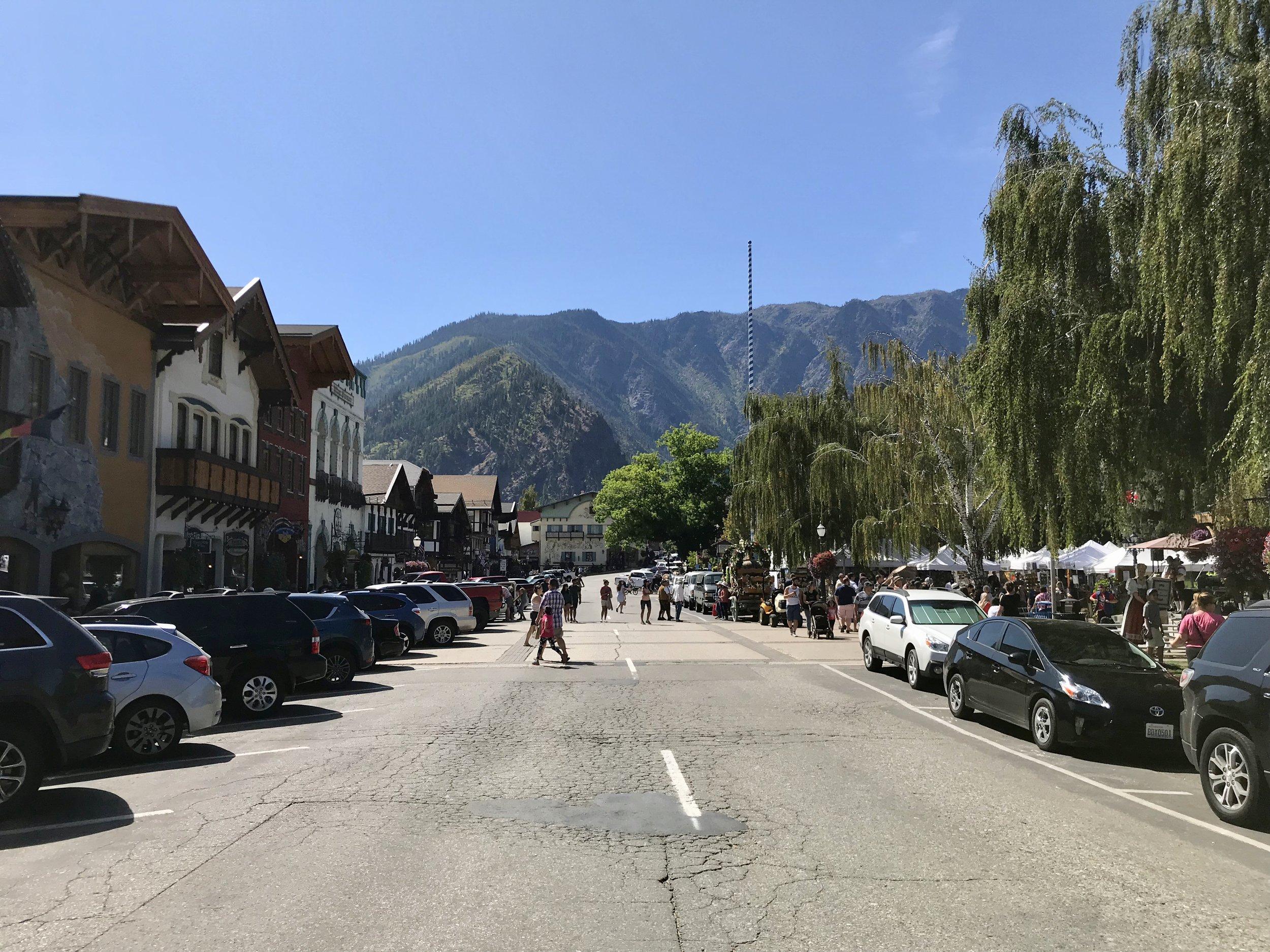 Beautiful Leavenworth, WA
