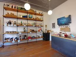 J5 Coffee - $.50 off any beverage and 10% off and single merchandise item. Great family owned business.