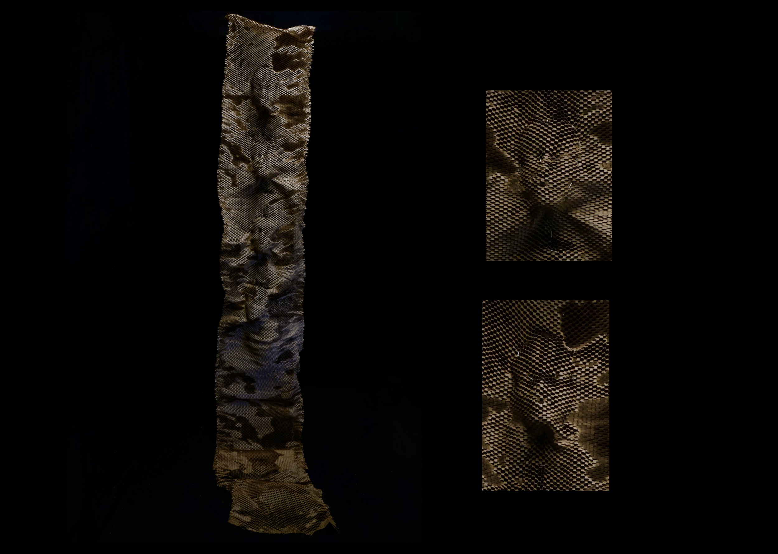 06__Echos_96x20x4_packing paper, molded faces.jpg