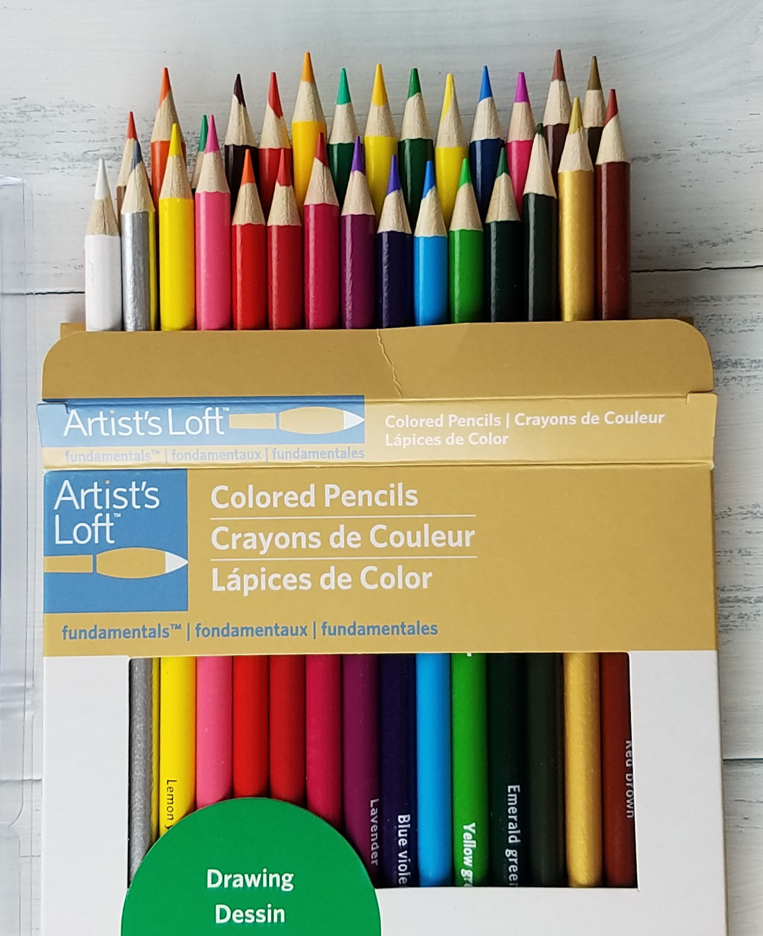 Artist's Loft Colored Pencils