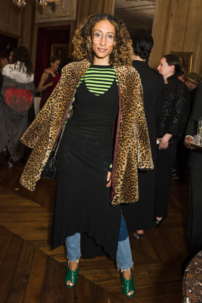 Elaine Welteroth  Image from Vogue