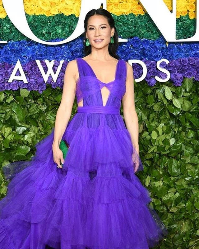 Just a few of the top looks at the 2019 Tony Awards!  #celebs#celebrities#celebrity#fashion#style#hollywood#redcarpet#redcarpetfashion#tonyawards#tonyawards2019#reginaking#vanessaannehudgens#samirawiley#lucyliu#billyporter#tinafey