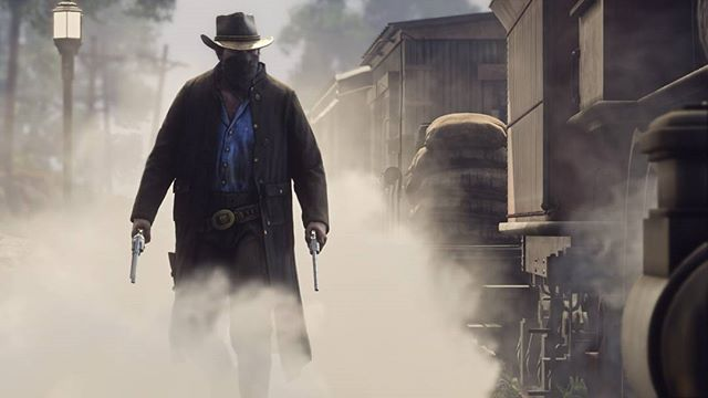 #RedDeadRedemption2 to be released October 26th 2018.  Let the count down begin.  #CountDown #CantBreath #CantWait #Gaming #LetsGo #RockStar #OddForceFour #OddlySelected