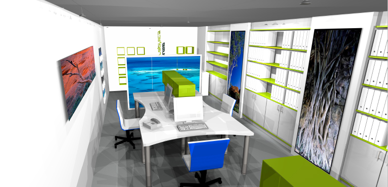 RETAIL FIT-OUT CONCEPT