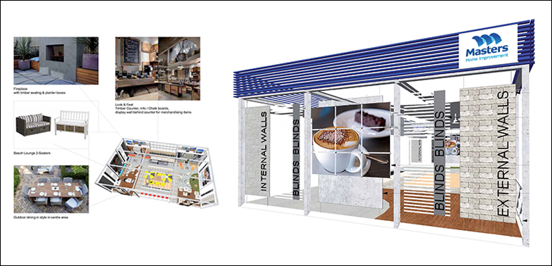 MODULAR RETAIL FIT-OUT