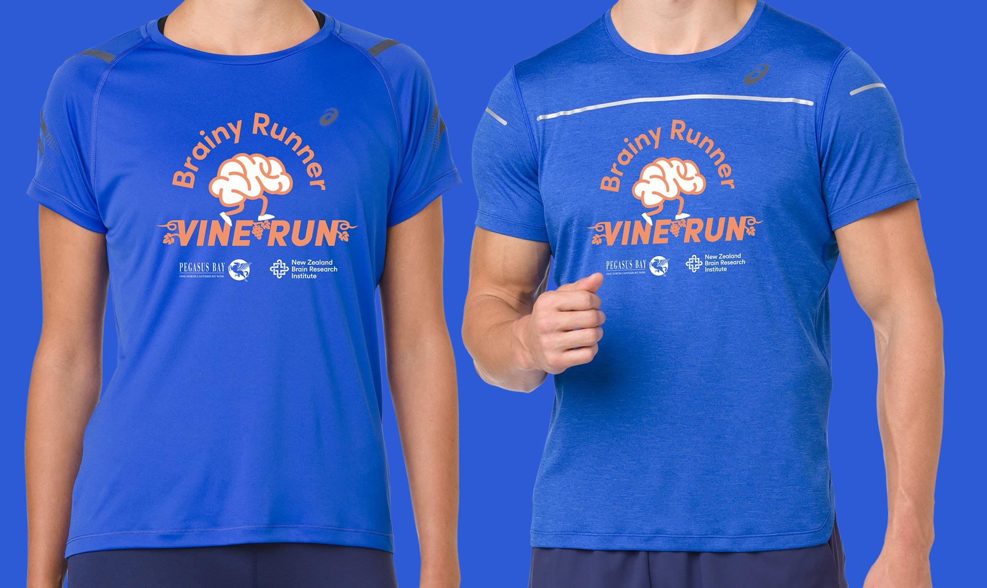 Pegasus Bay Vine Run Brainy Runner tops