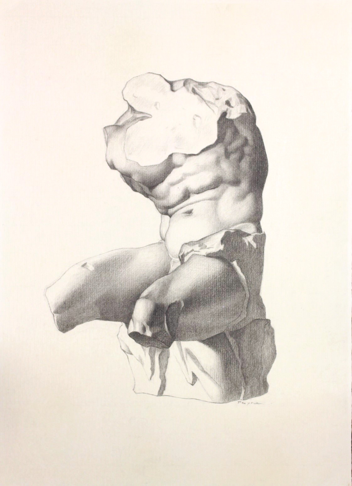 richard payne fine art belveder torso