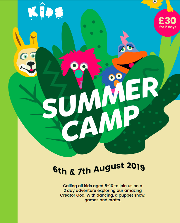 Kids camp 19