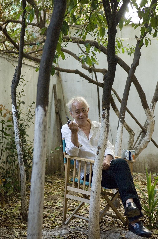 Vassilis Alexakis / author / BHMagazino No 417