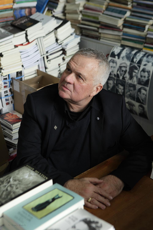Giorgos Chronas / author-journalist-publisher / BHMagazino No 817