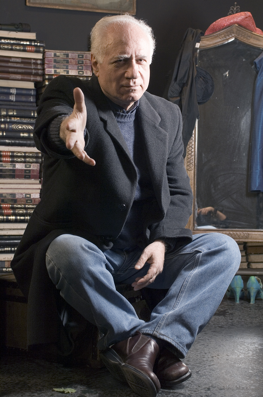 George Michailidis / actor-author / BHMagazino No 326