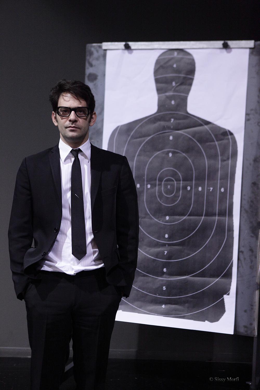 Giannos Perlegas / actor-director / Metropolis No 1013