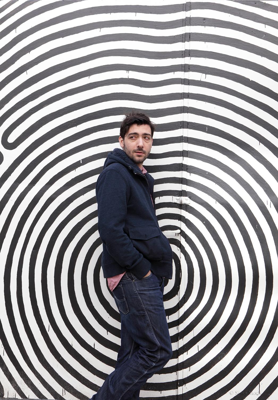 Konstantinos Aspiotis / actor-director
