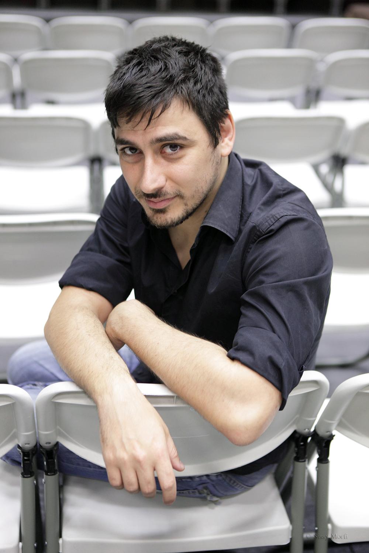 Vasilis Mavrogeorgiou / director-theatre writer-actor / Metropolis No 1008
