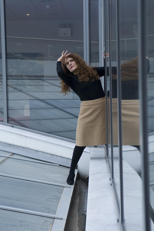 Sofia Filippidou / actress-director / BHMagazino No 543
