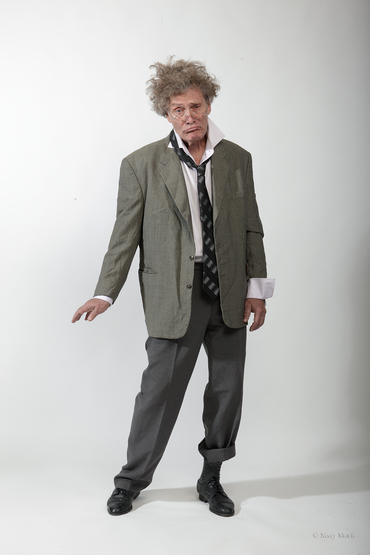 Alberto Eskenazi / actor-director-author