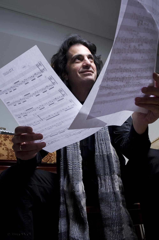 Vasilis Tsabropoulos / composer-pianist / BHMagazino No 487