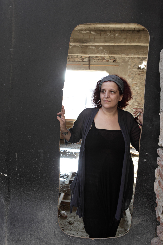 Martha Frintzila / singer-actress-director / Metropolis No 1034