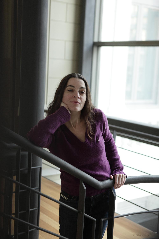 Maria Proropappa / actress-director / Metropolis No 1019