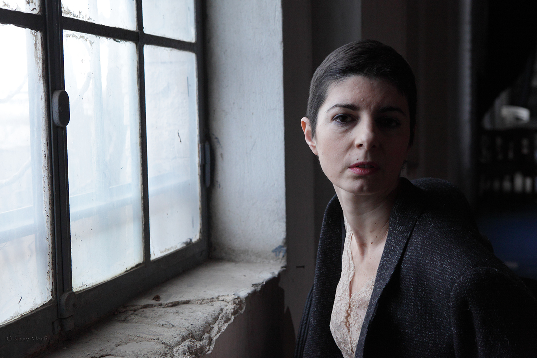 Despoina Kourti / actress / Metropolis No 1015