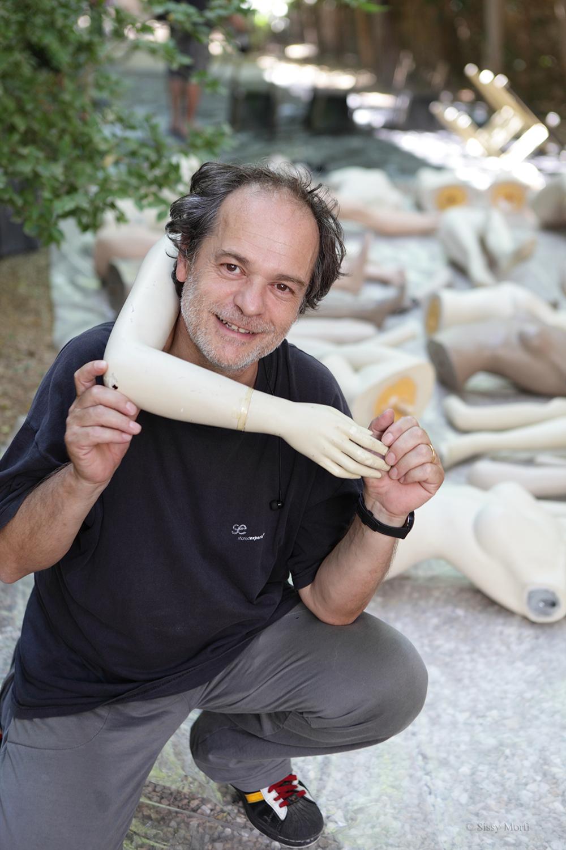 Kostas Filipoglou / actor-director / Metropolis No 1034
