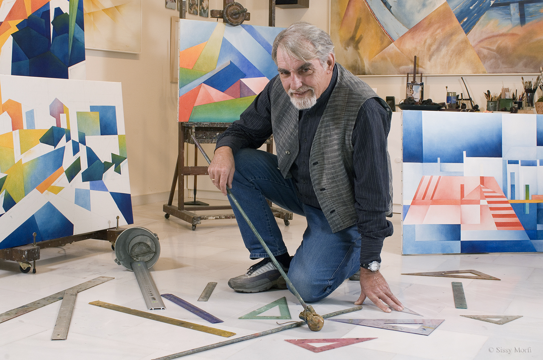 Herman Blaout / painter-artist / BHMagazino No 338