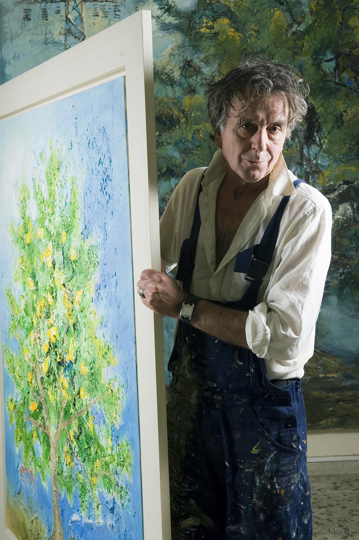 Yannis Kottis / painter BHMagazino No 421