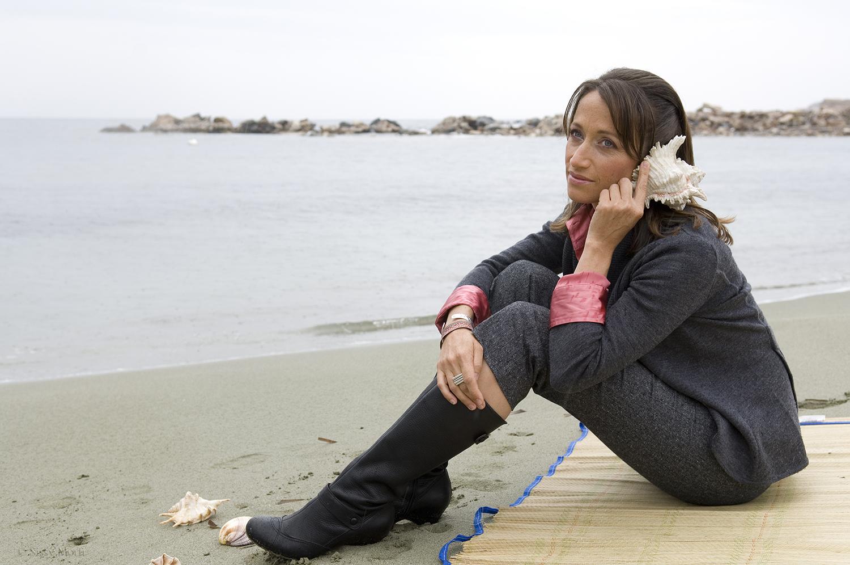 Celine Cousteau / diver-explorer / BHMagazino No 390
