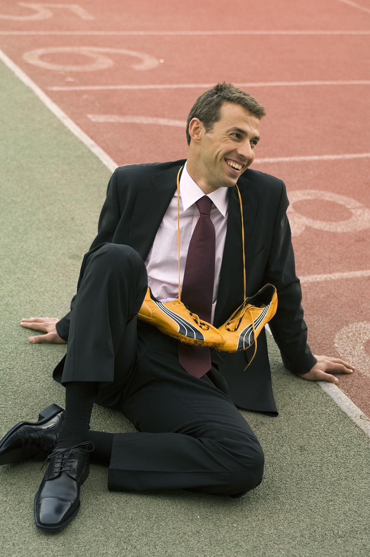 Periklis Iakovakis / athlete in 400 metres hurdles / BHMagazino No 319