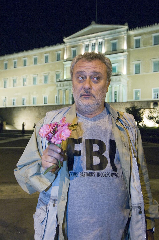 Grigoris Psarianos / radio producer-politician / BHMagazino No 363