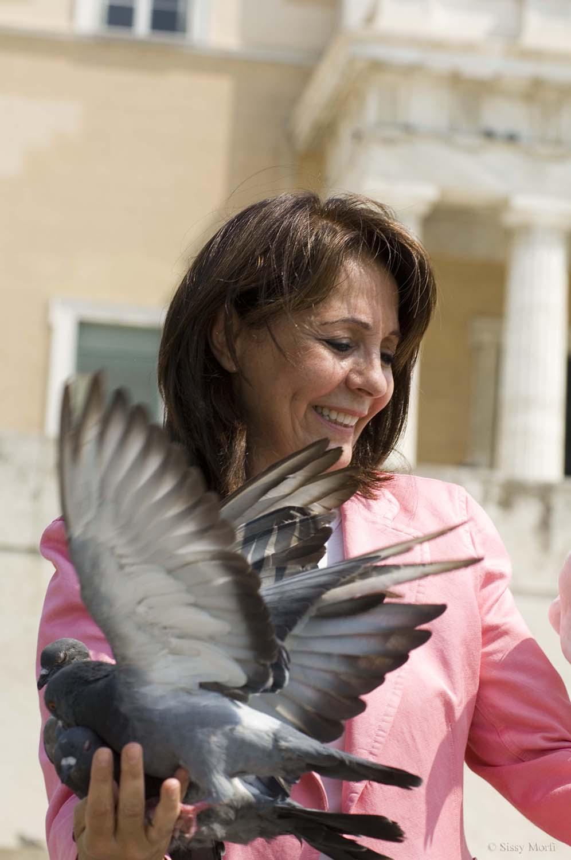 Maria Damanaki / politician / BHMagazino No 360