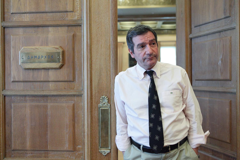 Giorgos Kaminis / politician / Metropolis No 1013
