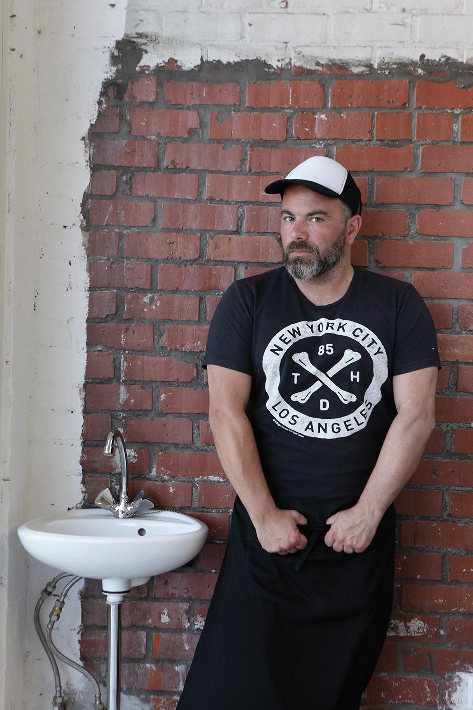 Vasilis Kallidis / chef