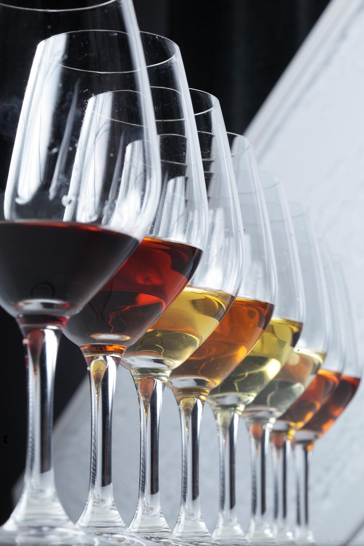 Wine tasting-sweet wines / BHMAgourmet No 61