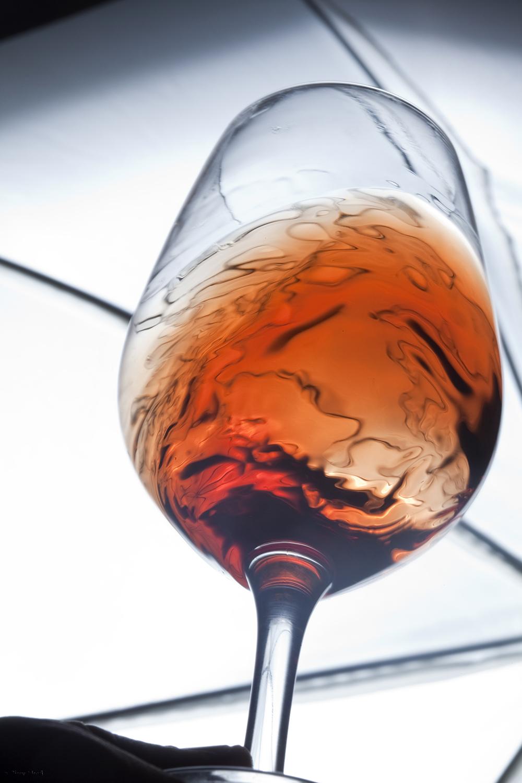 Wine tasting-swirl