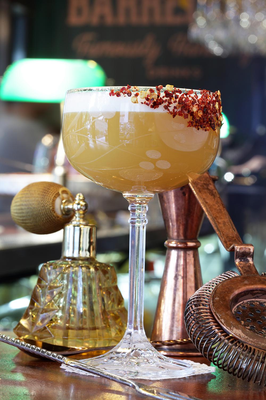Αλάτι & Πιπέρι No 26 / Barreldier, bar
