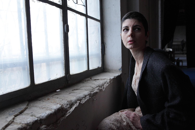 """The Little Tragedies"" / Vyrsodepseio theatre, 2013 / ΠΥΡ team / by Alexander Pushkin / directed by Io Voulgaraki / Metropolis No 1015"