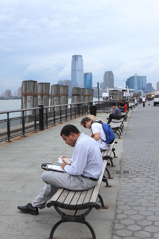 U.S.A. / New York / Battery Park